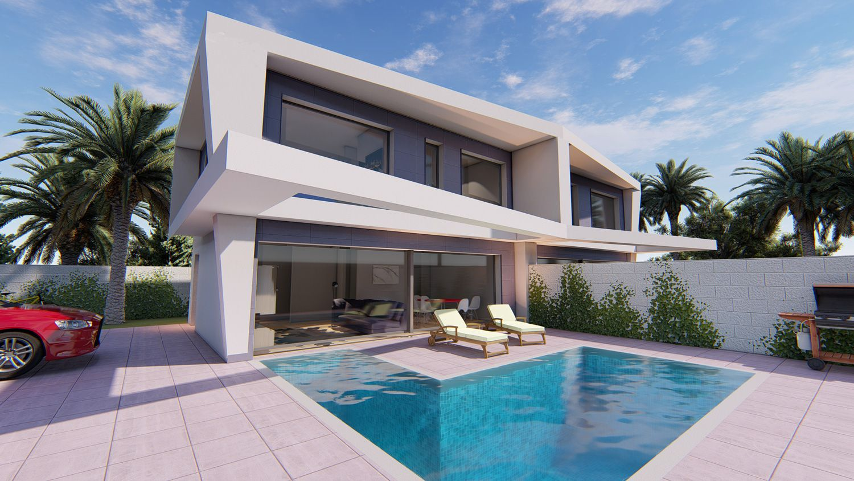 Magnificent housing development in Gran Alacant